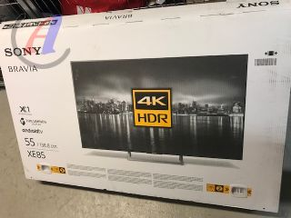 "Sony Android 4K 55""TV"